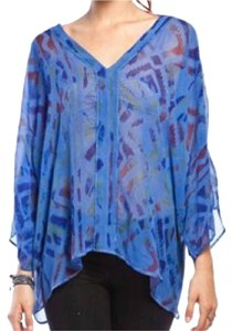 Gypsy05 Top Blue, multi