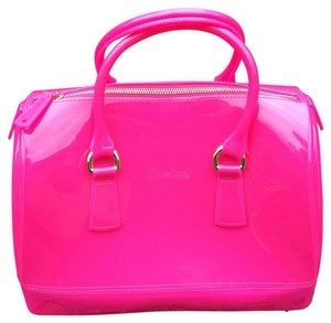 Uberliss Satchel in Pink