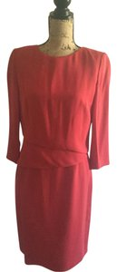 Akris Silk Vintage Dress