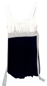 XOXO short dress black, white Simplistic Plain on Tradesy
