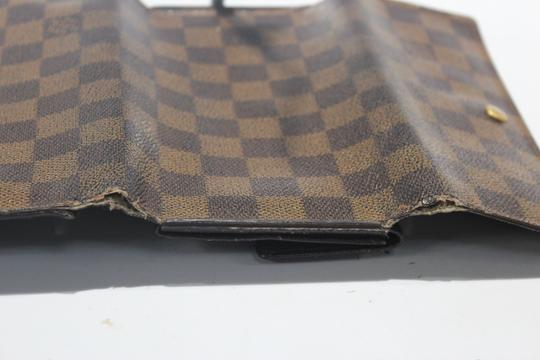 Louis Vuitton lvdsl28 Louis Vuitton Damier Sarah Wallet