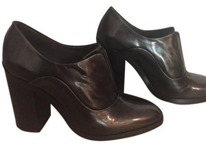 Reed Krakoff Metallic Oxford black Pumps