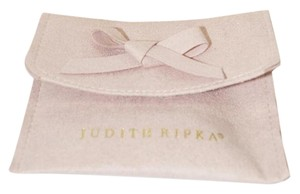 Judith Ripka NEW! JUDITH RIPKA JEWELRY BOX AND POUCH - set of 2