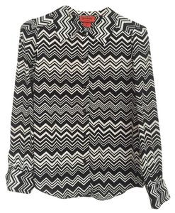 Missoni for Target Top Black and White