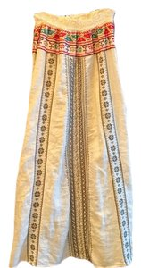 JWLA Maxi Skirt White/multi