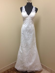 Mia Solano M1124l Wedding Dress Size 6 (S)