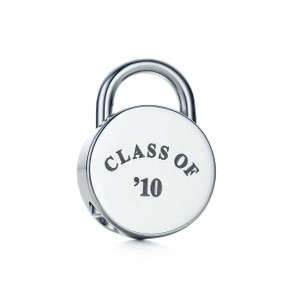 Tiffany & Co. Class of 10 Round Clock Charm