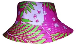 Graham Kandiah New Graham Kandiah Pink/Multi Hat Gorgeous