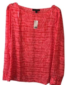 Banana Republic Top Pink/red