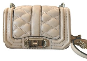 Rebecca Minkoff Quilted Leather Mini Cross Body Bag