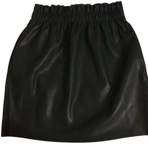 Zara Mini Skirt Dark green