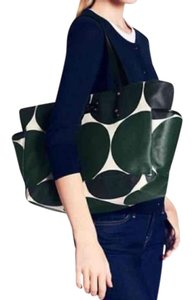 Kate Spade Totes Green/Black Diaper Bag