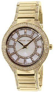 Michael Kors Michael Kors Women's Kerry MK3312 Gold Stainless Watch