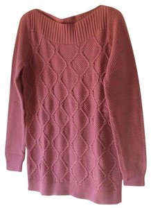 Ann Taylor LOFT Cotton Tunic Sweater