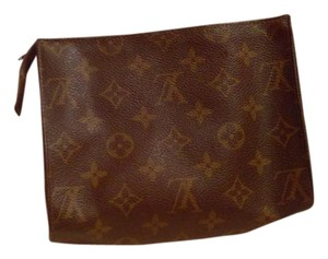 Louis Vuitton Vintage Vintage Brown Clutch