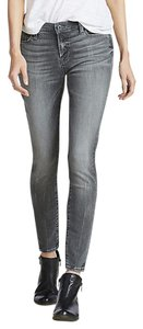 Lucky Brand Brooke Skinny Ankle Skinny Jeans-Distressed