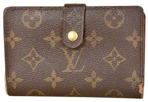 Louis Vuitton Monogram Portefeuille Viennois Wallet with Coin Purse M61674
