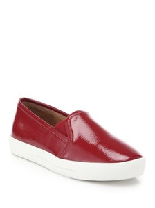 Joie Texture Leather Desert rose Flats