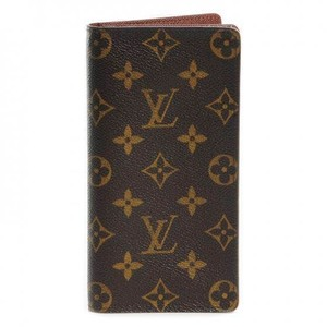 Louis Vuitton France Monogram Canvas Classic Vintage Long Wallet