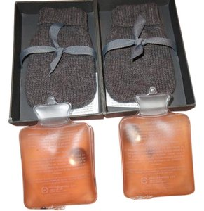 Restoration Hardware Mini Cashmere Pocket Warmers with Gel Packs