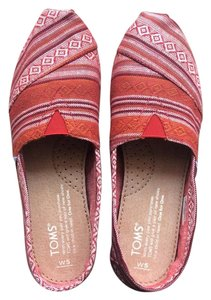 TOMS Multicolored Flats