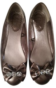 Forever 21 F24 Rose Gold Flats