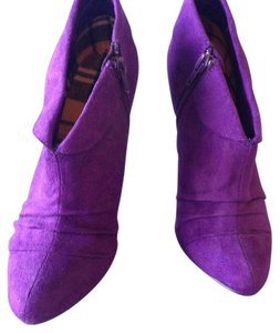Charlotte Russe Purple Pumps