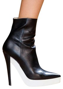 Stella McCartney Vegan Cruelty Free Platform Black Boots