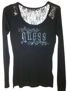 Guess Embellished Sexy Logo Sweater