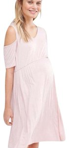 ASOS short dress Light pink on Tradesy