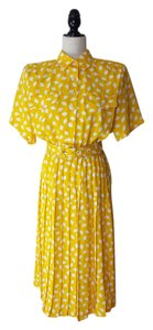 Vintage Classics Vintage Vintage Button Up Party Dress