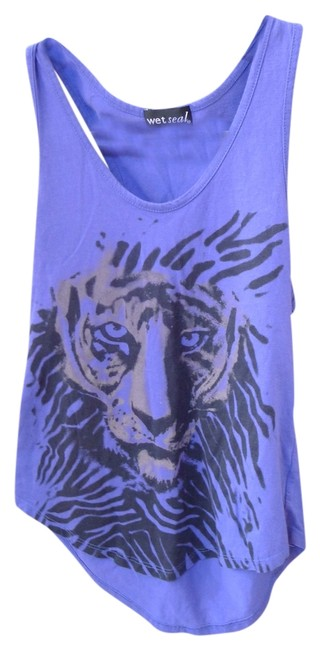 Wet Seal Top Purple