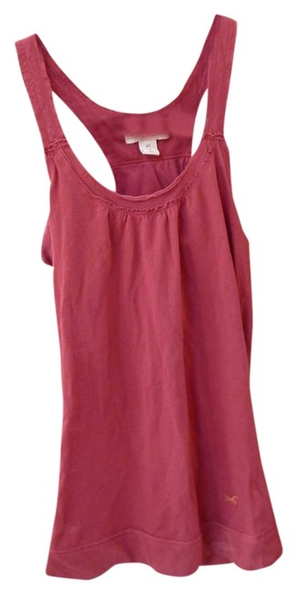 Hollister Top Maroon