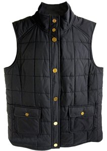Tory Burch Quilted Colin Lined Collar Vest