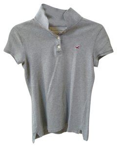 Hollister Top Light Gray
