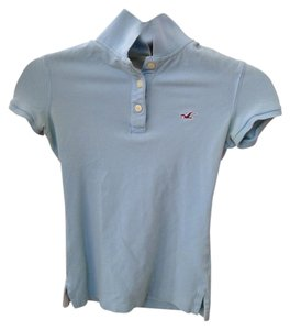 Hollister Top Light blue