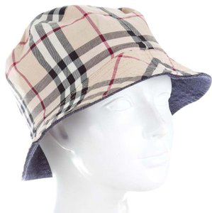 64979e47341 Blue Burberry Hats - Up to 70% off at Tradesy