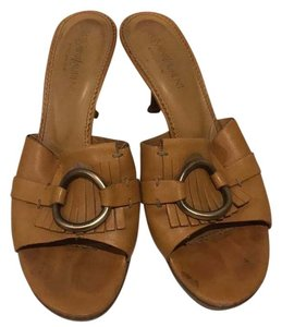 Saint Laurent Light brown Sandals