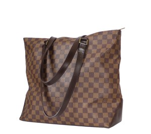 Louis Vuitton Lv Lv Damier Rare Tote in Brown