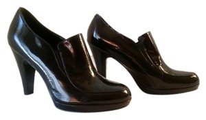 Bandolino Black Patent Leather Boots