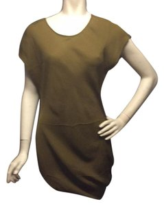Zoa short dress Olive green on Tradesy