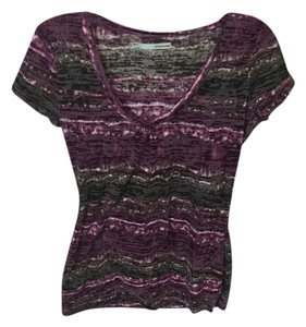 Maurices T Shirt Purple