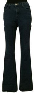 Faded Glory Boot Cut Jeans-Dark Rinse