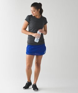 Lululemon Mini Skirt Blue
