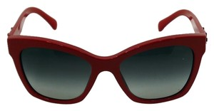Chanel Chanel 5313 1506/S1 SunglassesRed/Grey Gradient 56 18 140 Italy