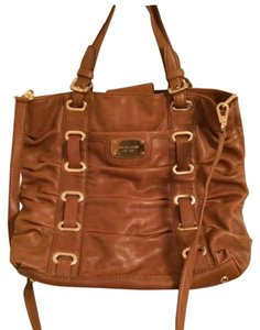 Michael Kors Tan/ Camel Messenger Bag