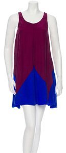 In God We Trust Silk Trapeze Party Dress