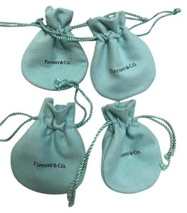 Tiffany & Co. Tiffany & Co. Pouches. The price is for the four pouches.