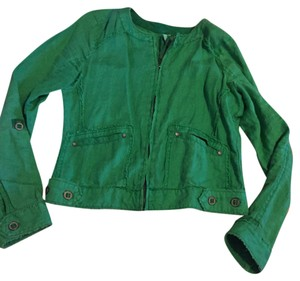Michael Stars Spring green Womens Jean Jacket