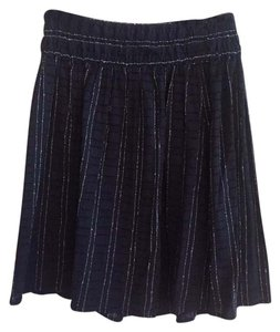ace&jig India Cotton Skirt black